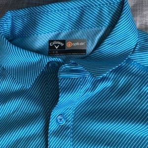 Callaway men's golf polo